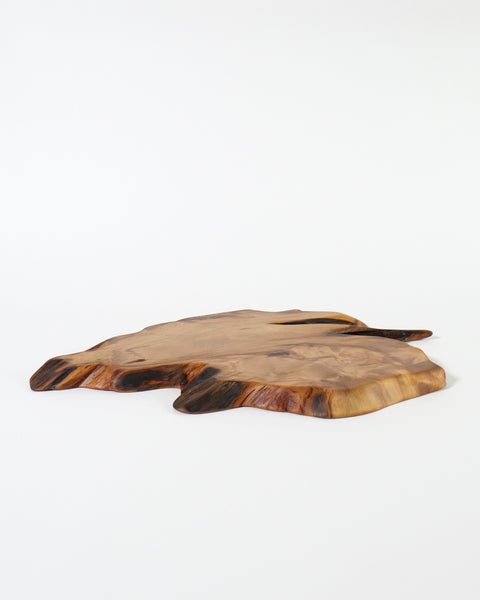 The Fantail House, Made in New Zealand, Swamp Kauri, Bread Board