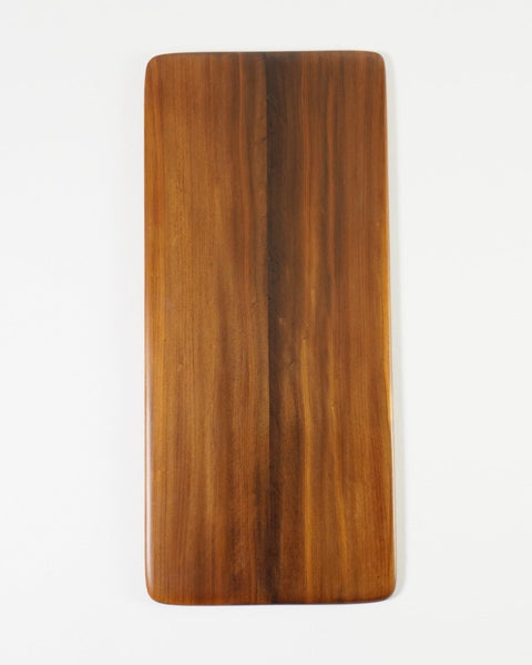 The Fantail House, Made in New Zealand, Matai, Serving Board