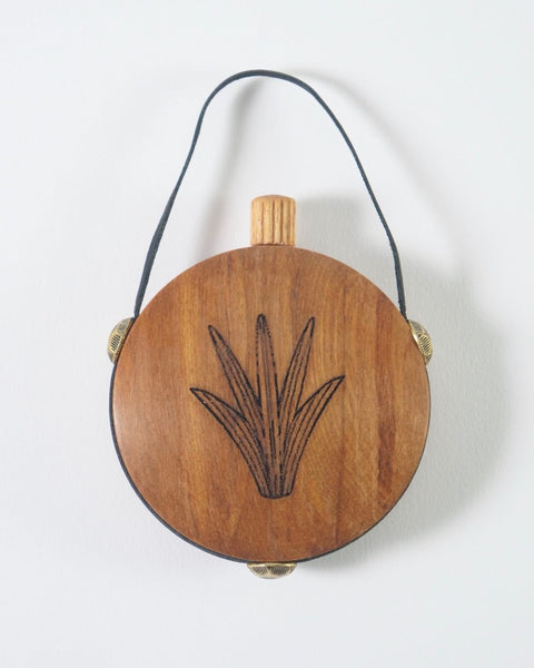 The Fantail House, Made in New Zealand, Rimu, Aroma Flask, Essential Oils, Flax