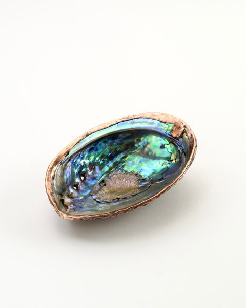 The Fantail House, Made in NZ, Copper Paua Shell