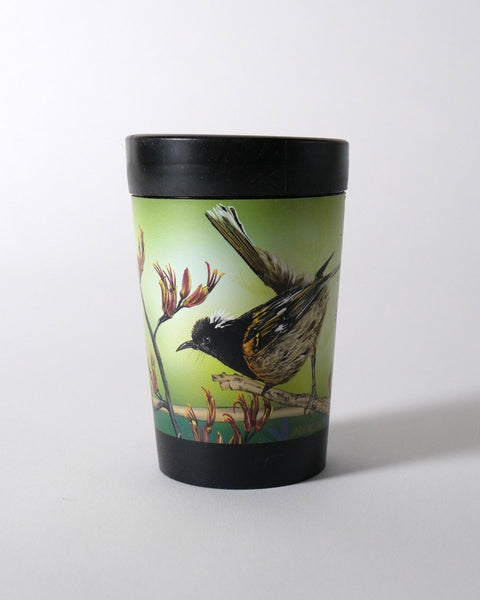 Cuppa Coffee Cups - NZ Native Birds