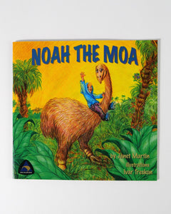 The Fantail House, Made in New Zealand, Noah the Moa, Janet Martin