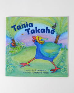 Children's Book - Tania Takahe