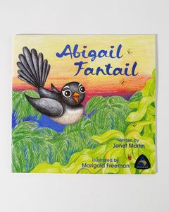 The Fantail House, Made in NZ, Abigail Fantail, Janet Martin