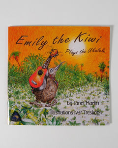 The Fantail House, Made in NZ, Emily the Kiwi, Janet Martin