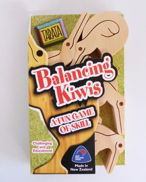The Fantail House, Made in New Zealand, Balancing Kiwis, Tarata
