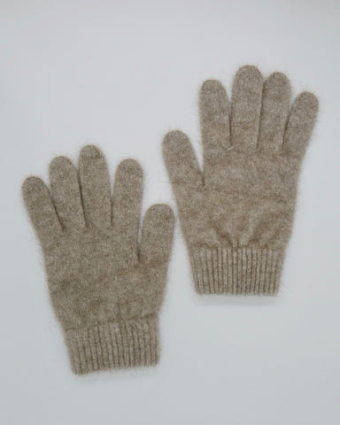 Native World, Merino Possum Gloves, NZ Made, The Fantail House