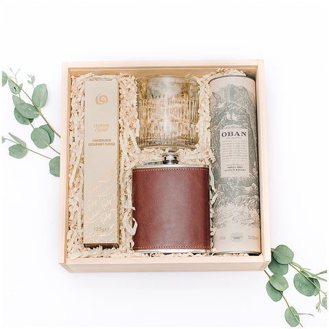 The Refined Man - Four Sisters Luxury Curated Gifts : Father's Day