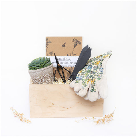 Green Fingers Luxury Curated Gift Box - Four Sisters