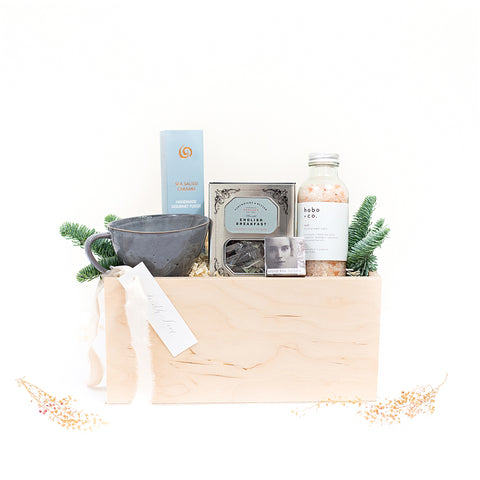 Monday Morning Luxury Curated Gift Box - Four Sisters