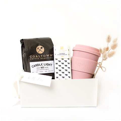 You Mocha Me Crazy Luxury Curated Gift Box - Four Sisters