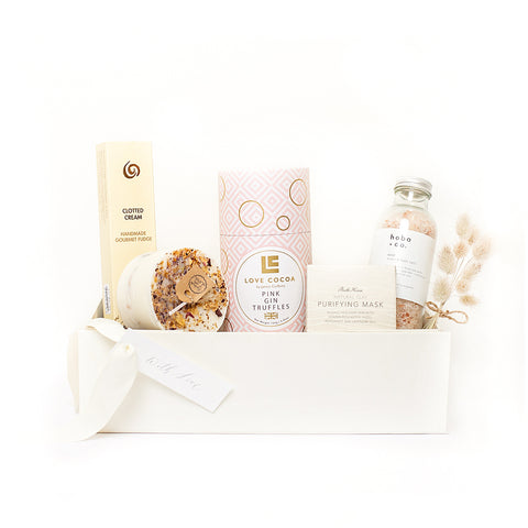 All about Self Care Luxury Curated Gift Box - Four Sisters