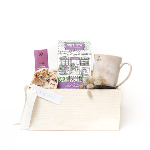 Easy Come Easy Cocoa Luxury Curated Gift Box - Four Sisters