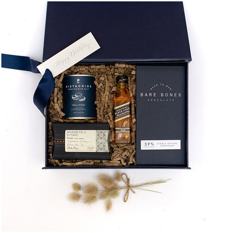 Nuts For Whiskey - Four Sisters Luxury Curated Fathers DayGifts