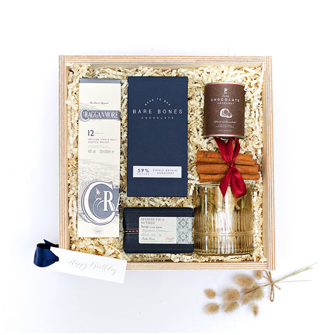 Whiskey Business - Four Sisters Luxury Curated Gifts : Fathers' Day