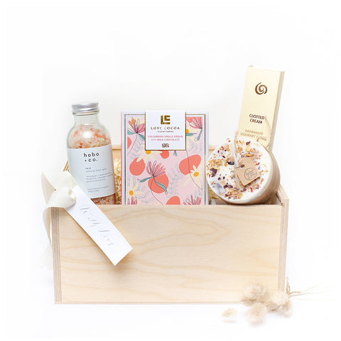 Relax And Recharge Lucury Curated Gift Box - Four Sisters