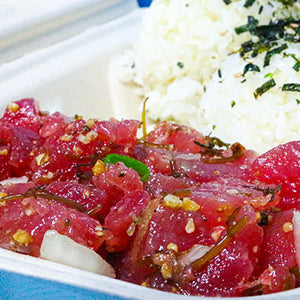 One Choice Poke Bowl