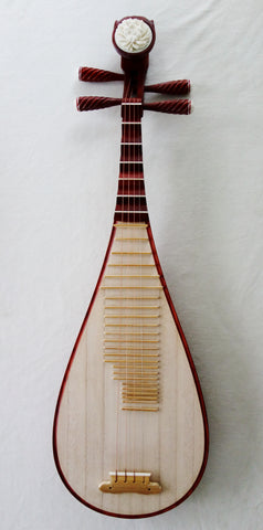 Pipa, Redwood (Chinese lute, Biwa)红木琵琶
