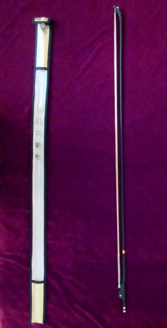 Erhu Bow (real horse tail hairs, 84 cm long) 二胡弓, 马尾