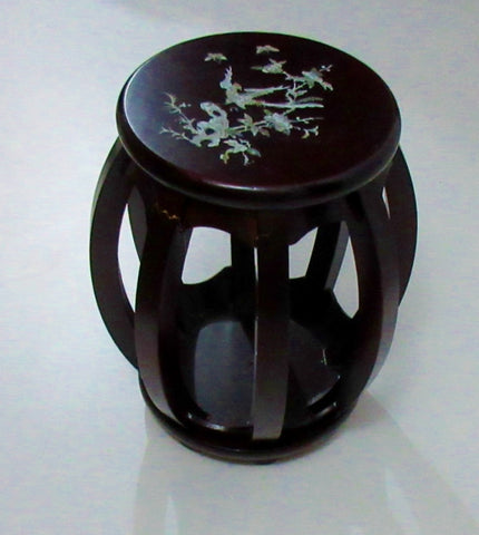 Stool for Guzheng, Yangqin, or any Chinese instruments.  Solid wood 古筝/扬琴凳 实木