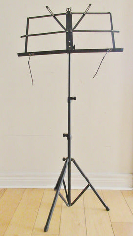Music Stand, light weight, folding