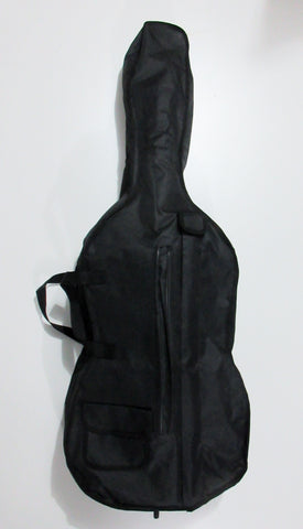 Soft Case (carrying bag) for Cello, for 4/4 (can be used for 3/4 with a little more room)
