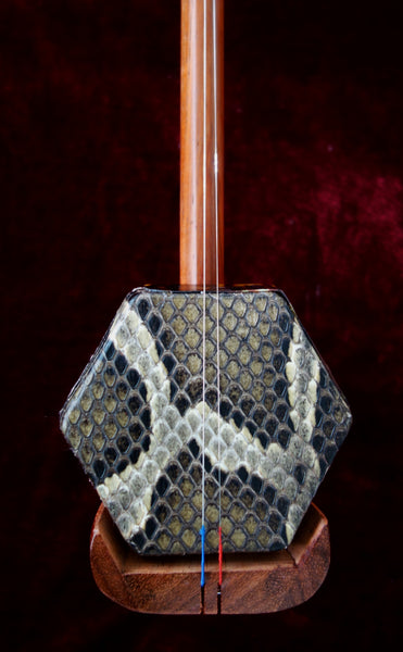 Erhu, Red Rosewood 红花梨木二胡