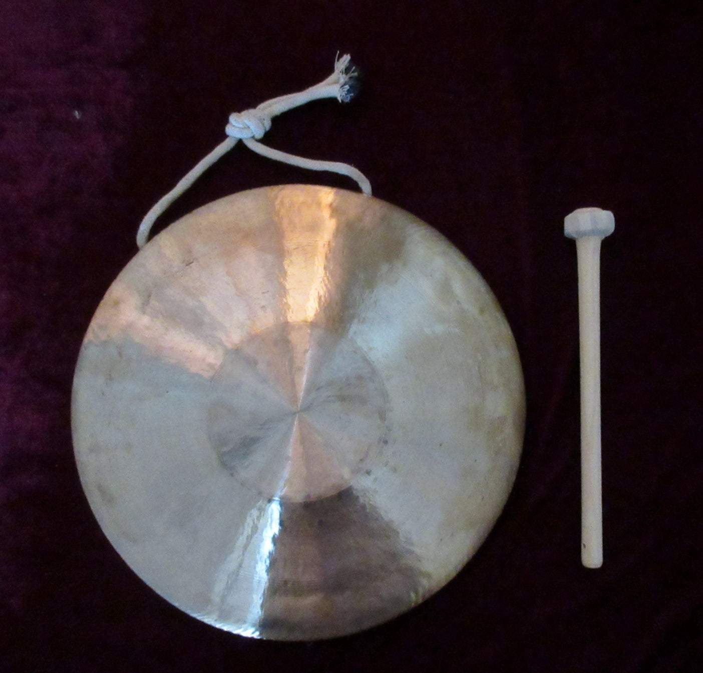 Gong,  Su Gong, 30cm  (12 inches)  in diametre 小苏锣
