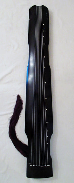 Guqin, Zhong-Ni Style, with Guqin hard case+bag. Set up and tuned. Ready to play!古琴,仲尼式,送琴囊及硬盒