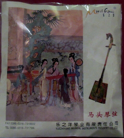 Strings for Morin Quur, Morin khuur, khuur, quur, a set (2 pieces)马头琴弦  一套(2根)