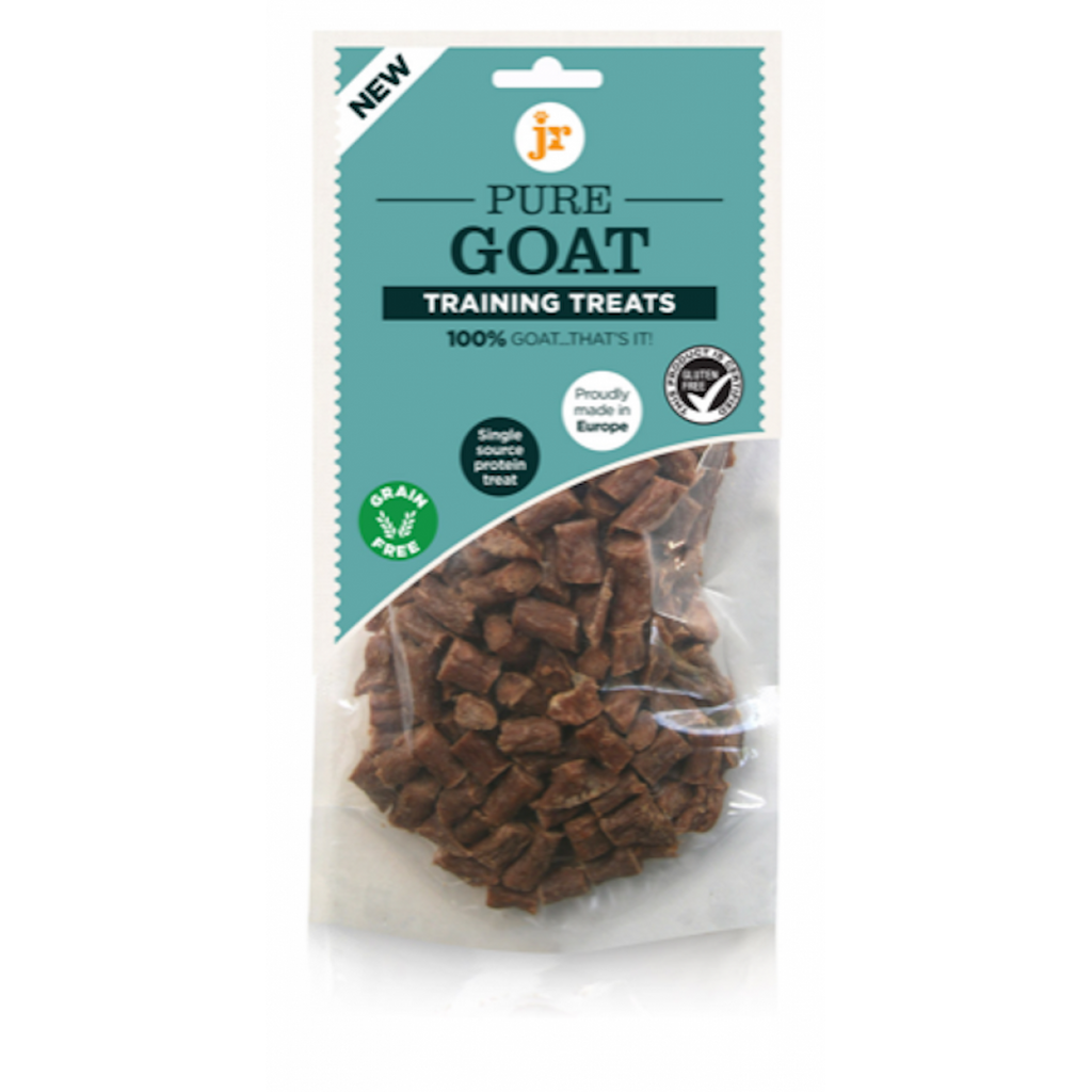 JR - The Absolute Ultimate Pure Range Goat Training Treats 85g