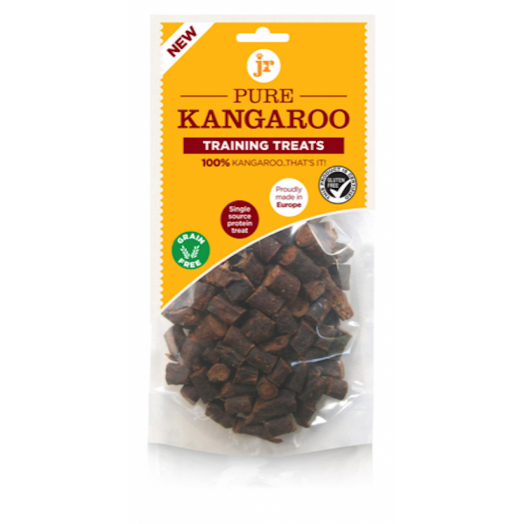 JR - The Absolute Ultimate Pure Range Kangaroo Training Treats 85g
