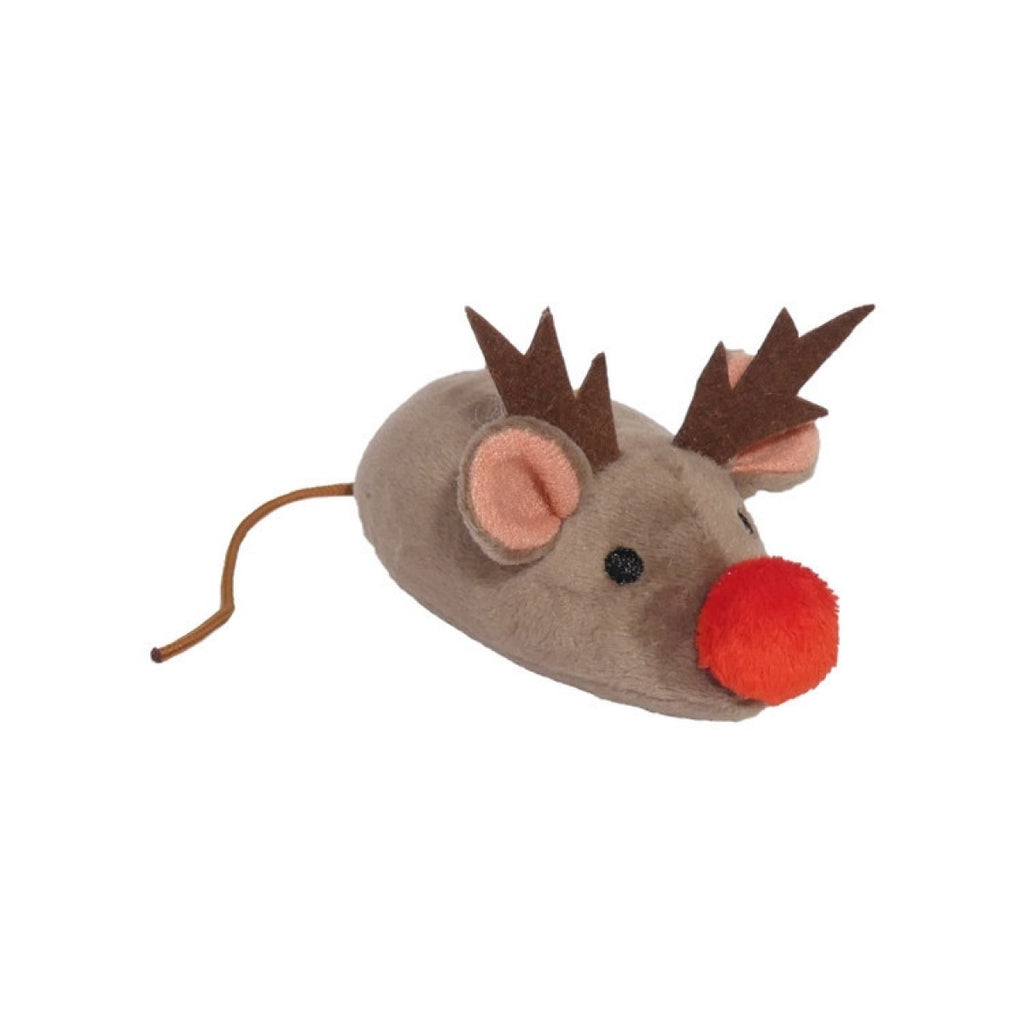 Grumpy Cat - Reindeer Mouse Cat Toy