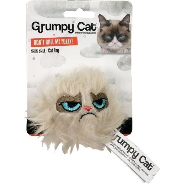 Grumpy Cat - Leave Me Alone! Cat Toys (With Ball Inside)