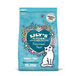 LILY'S KITCHEN Dry Food For Cats - White Fish & Salmon Dry Food 2kg