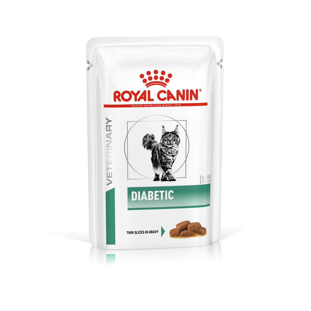 Royal Canin - Feline Diabetic Pouch 100g