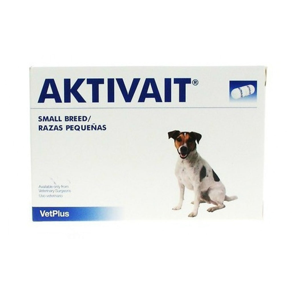 AKTIVAIT DOG Small Breed 60caps