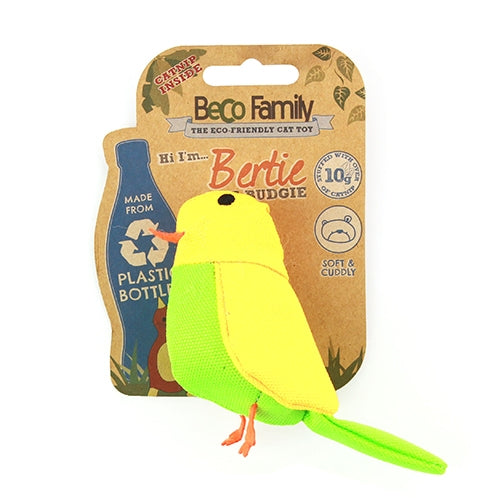 Beco Family - BERTIE The Budgie