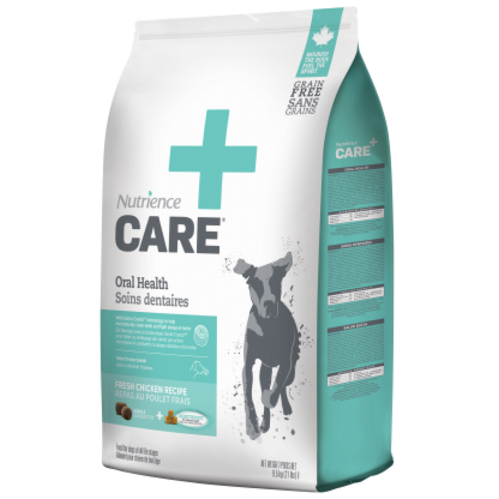 Nutrience Care - Oral Health Dry food For Dog 3.3lb