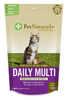 PetNaturals Daily Multi For Cats 30's