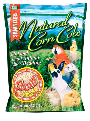 Green Pet Products - Natural Corn Cob - 3lb
