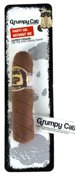 Grumpy Cat - Catnip Gigar Cat Toy
