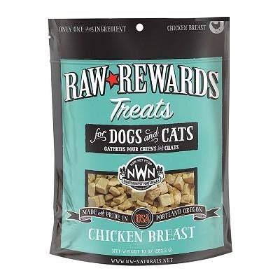 Northwest Naturals Freeze Dried Treats for Dogs and Cats - Chicken Breast 85g