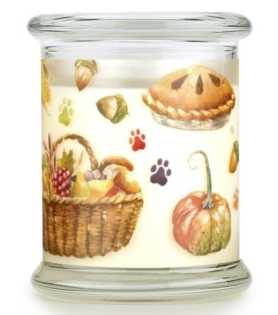 One Fur All Pet House Candle - Autumn Harvest 8.5oz