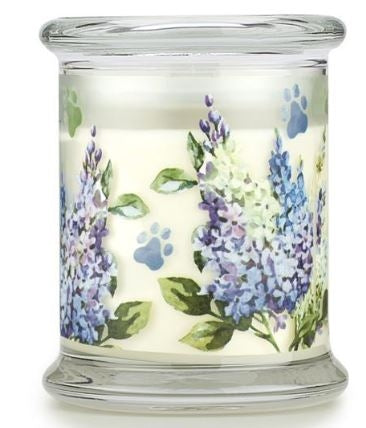 One Fur All Pet House Candle - Lilac Garden 8.5oz