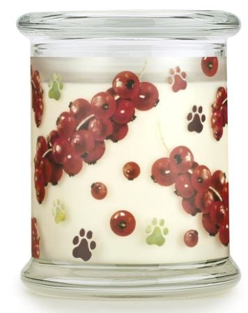 One Fur All Pet House Candle - Red Currant 8.5oz