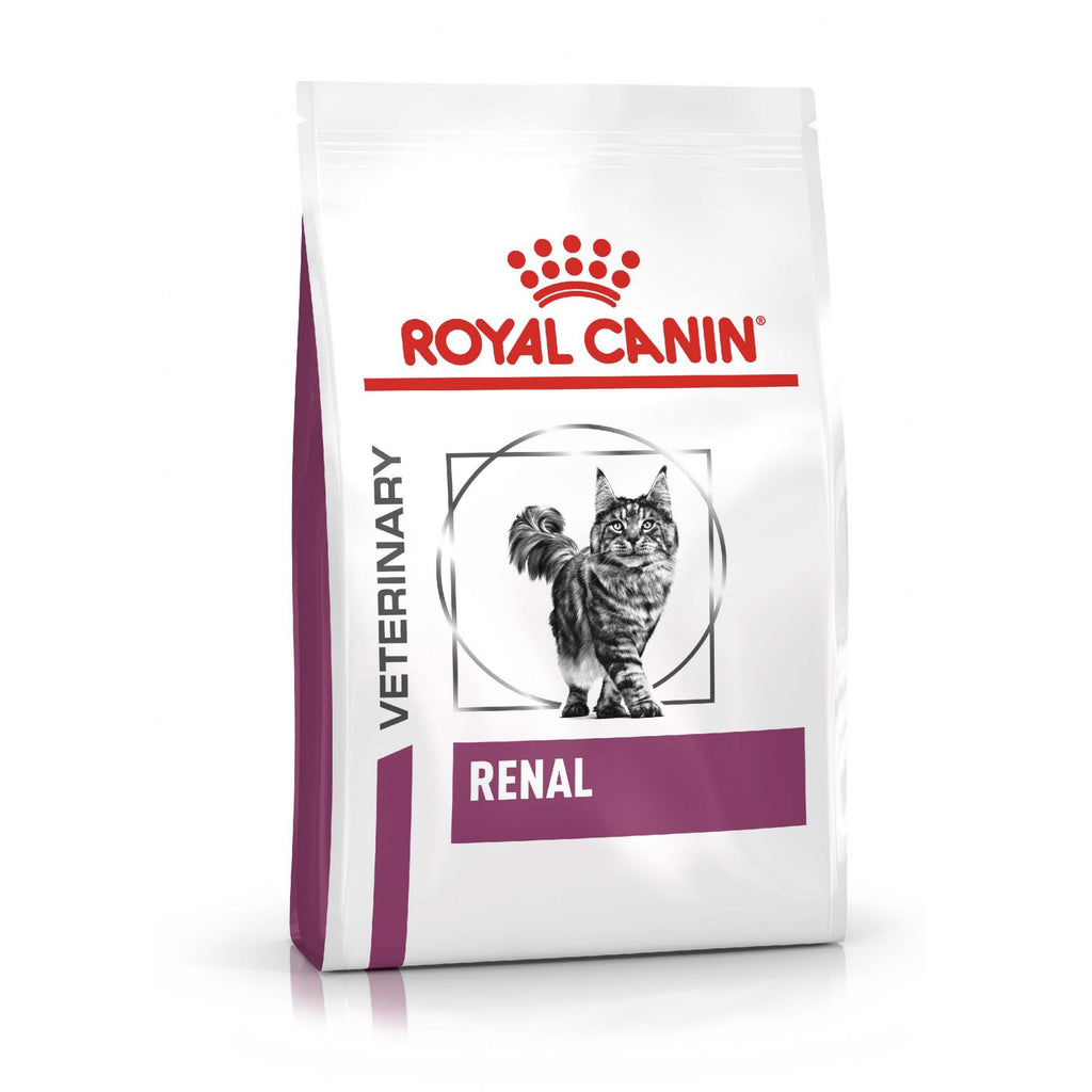 Royal Canin - Renal Dry Food for Cats