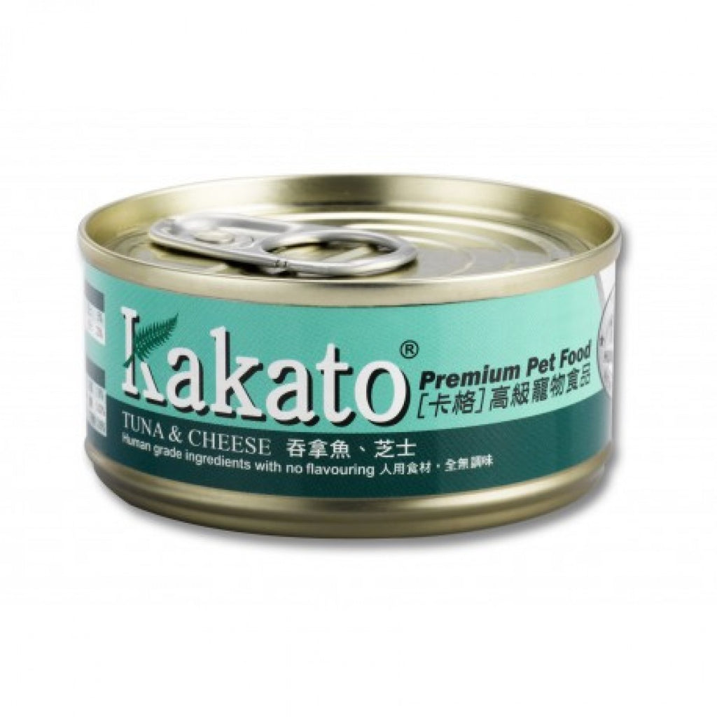 Kakato - Tuna & Cheese (Dogs & Cats) canned