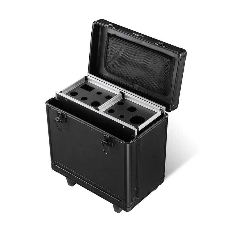 Byootique Rolling Barber Case Hair Stylist Case Appliance Holder - byootique-global.com