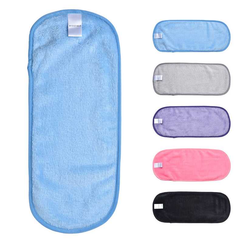 Byootique Makeup Remover Reusable (Pack of 5 Towels) - byootique-global.com